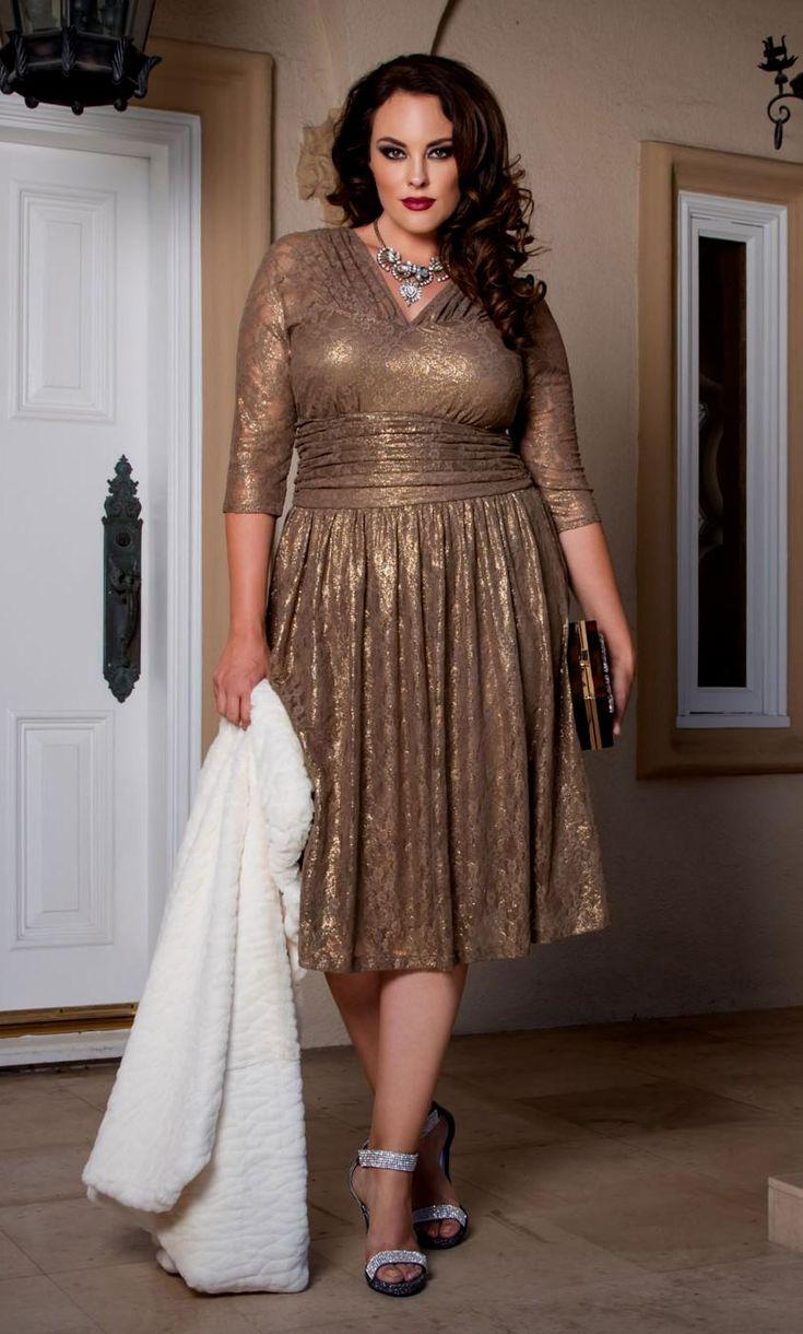 Gorgeous 21st Birthday Outfits For Plus Size on Stylevore