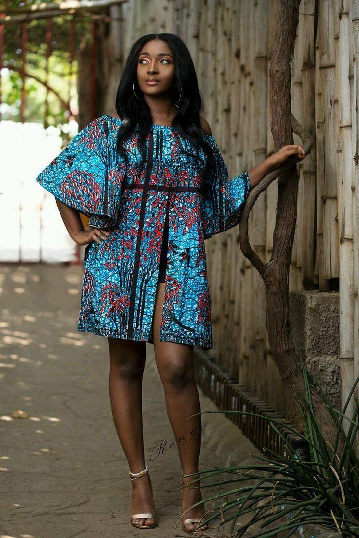 07e854cde7c Short ankara dresses. Black Girls Plus-size clothing