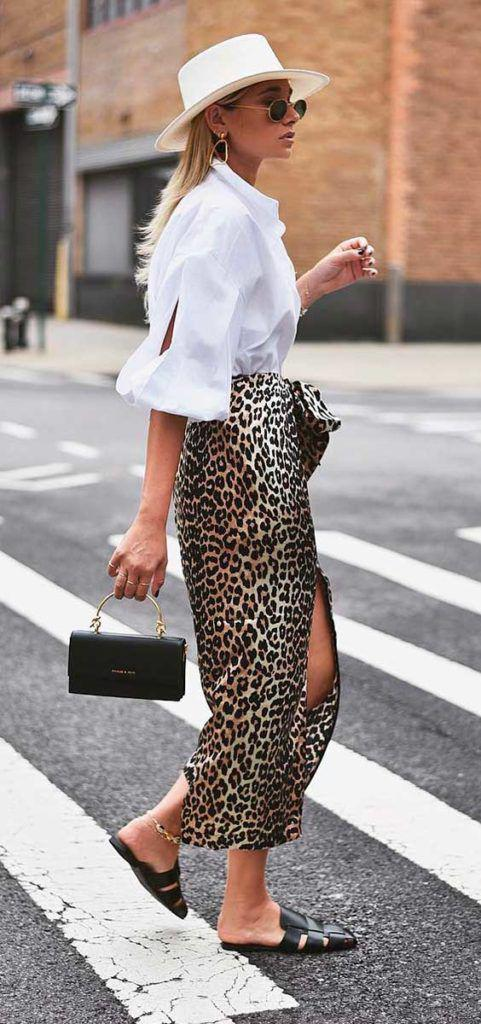 Love2Dress Pencil Skirt. Casual outfits Animal print, Clothing Accessories