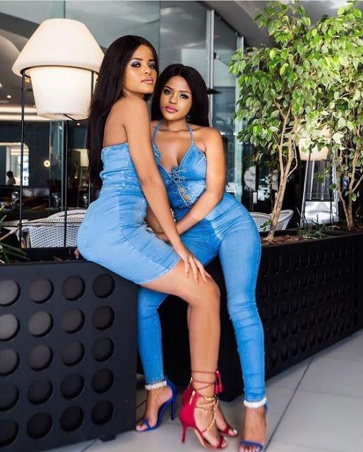 Black Girls Photo shoot – denim, jeans, fashion,