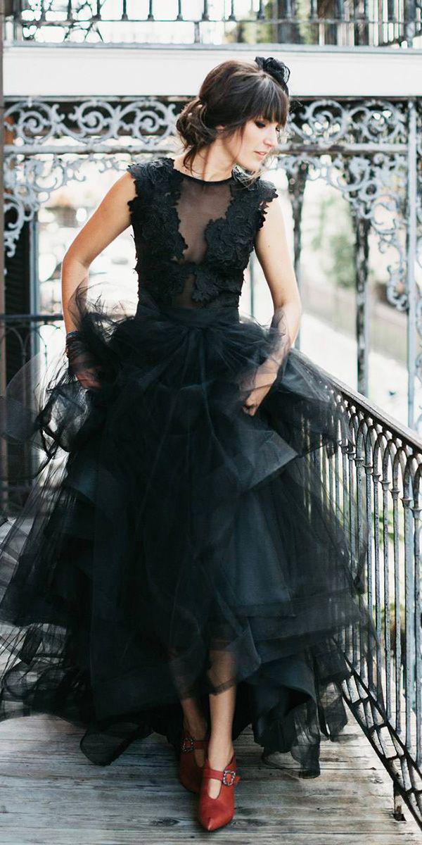 f4cb8aa337ca Little black dress. Wedding dress, Ball gown on Stylevore