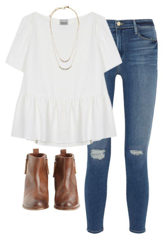 ce3bfbeb6 Lovely Preppy Casual Summer Outfits For Teen Girls on Stylevore