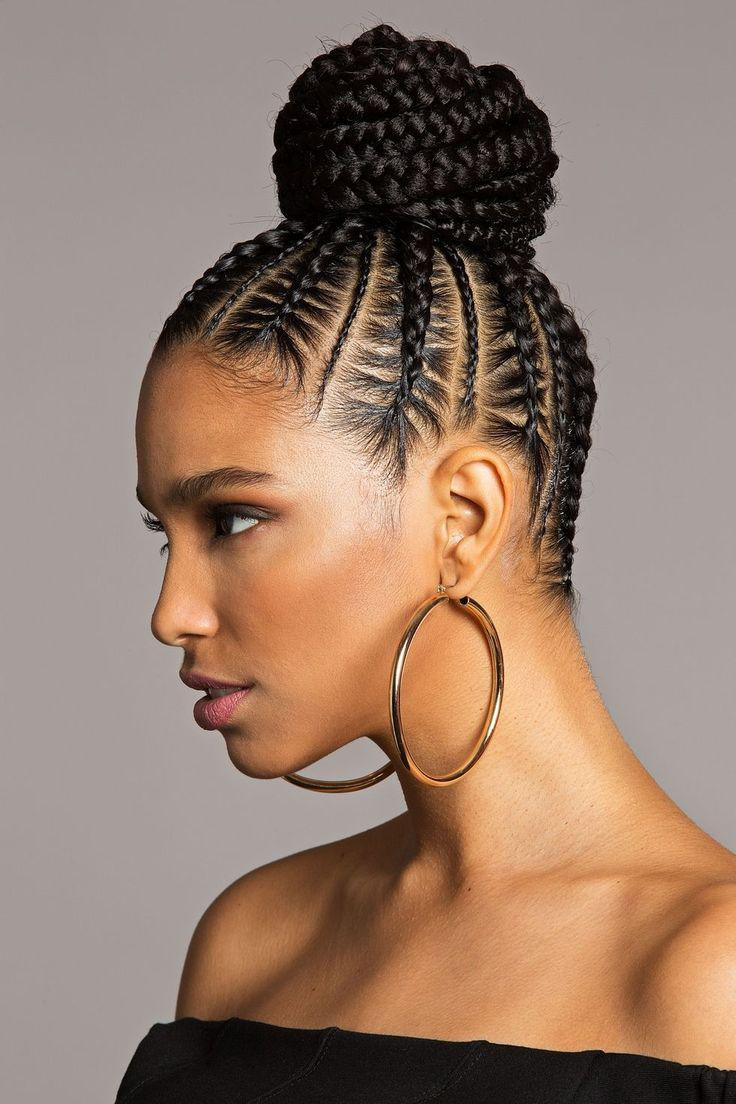 Braid Hairstyles Black Black Girl Box Braids Hair Care On Stylevore