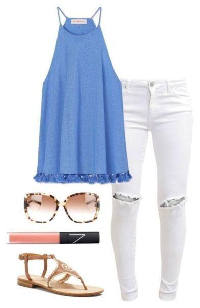 b7345f615 Fabulous School Outfit Ideas for Teenage Girls 2018 on Stylevore