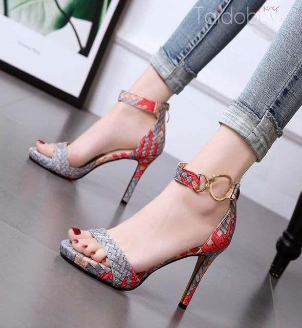 101bc46885a High Heels Satin. Gorgeous High Heels Shoes For Girls on Stylevore