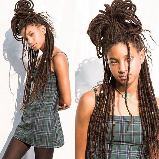 Jada Pinkett Smith. HAIR OF THE DAY