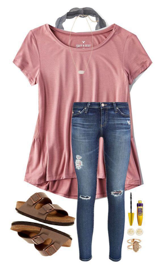 324b1bb88 Elegant Teenage Girls Summer Outfits Ideas on Stylevore