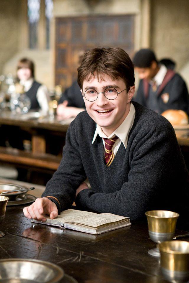 Harry Potter and the Half-Blood Prince. Image result for daniel radcliffe smiling photoshoot