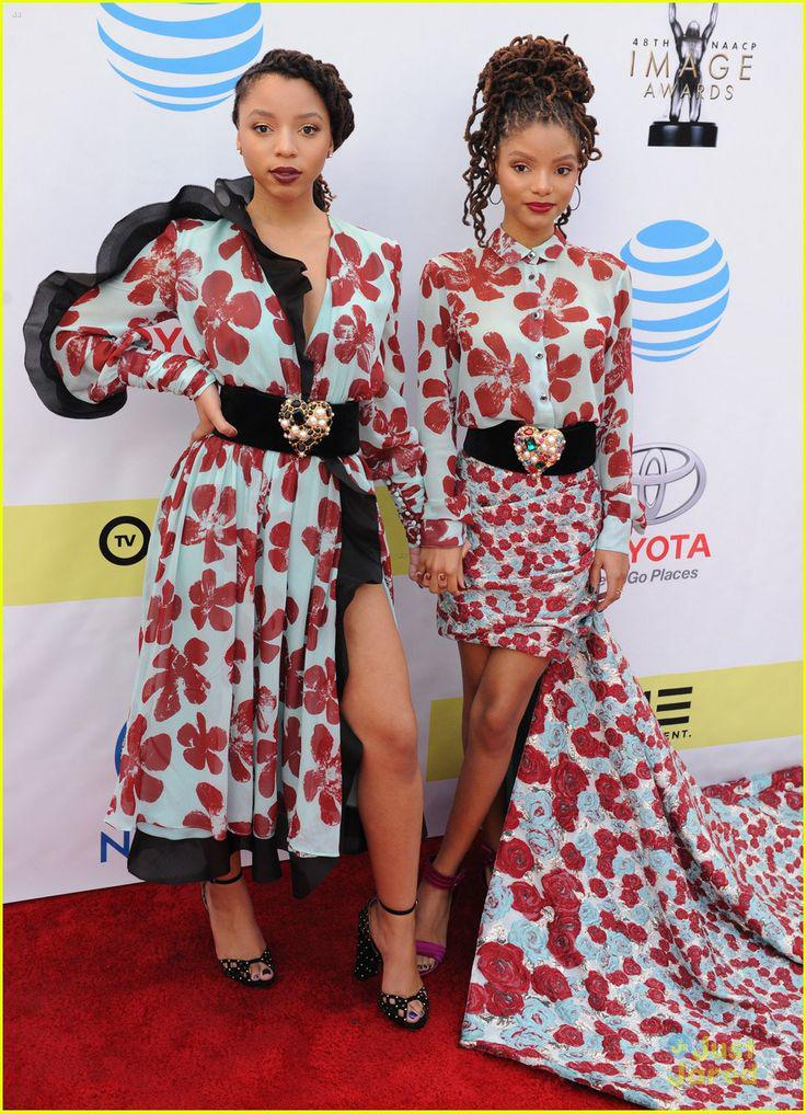 Chloe X Halle. [Pics] The NAACP Image Awards Red Carpet Was Waaay Better Than the Grammys.…