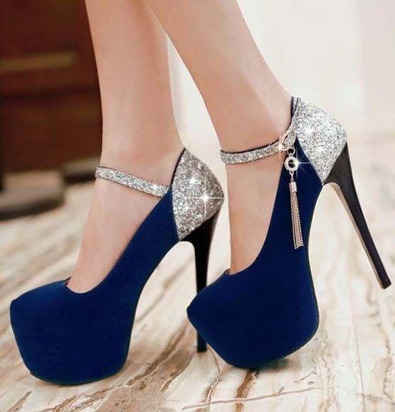 high heels and heels. Solid Color Waterproof Wedding Sexy Heels Shoes 2019