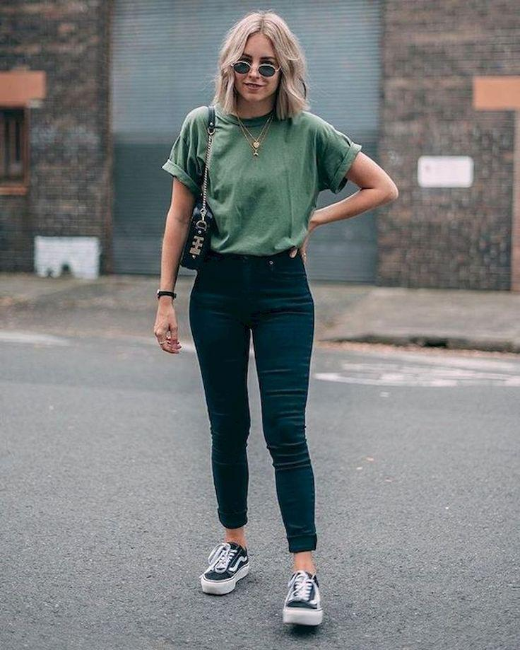 Pulchritudinous Instagram Fashion Outfits Casual Jeans