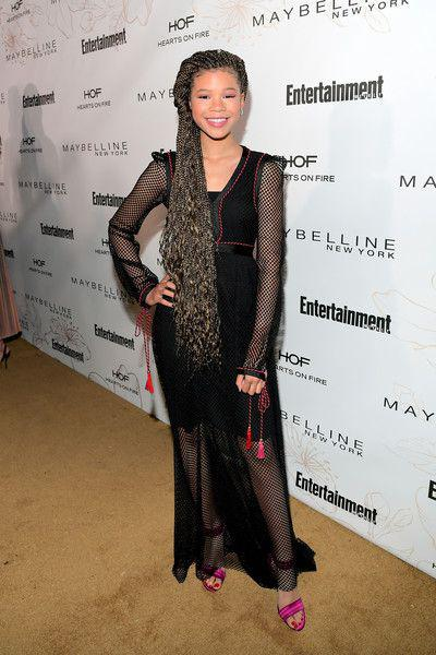 Storm Reid Photos Photos: Entertainment Weekly Celebrates Screen Actors Guild Award Nominees at  ...
