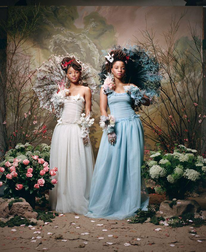 Chloe X Halle. The Rodarte Story: How Two Sisters Dominated The Fashion World