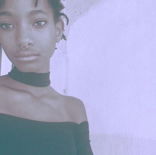 I Am Me. Willow Smith Signs To The Society
