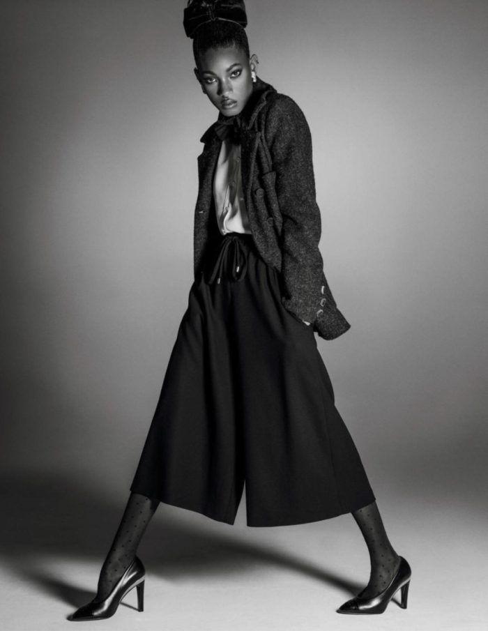 Inez and Vinoodh. Willow Smith Slays in Vogue Paris