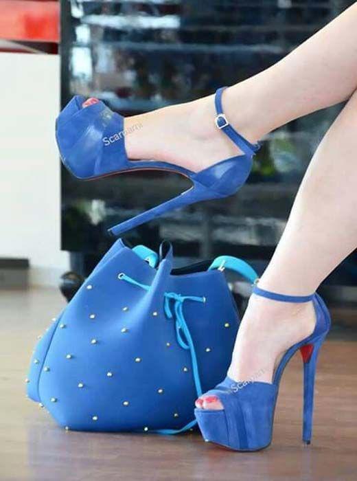 Women's Fashion Sexy High Heels Pumps For Weddings