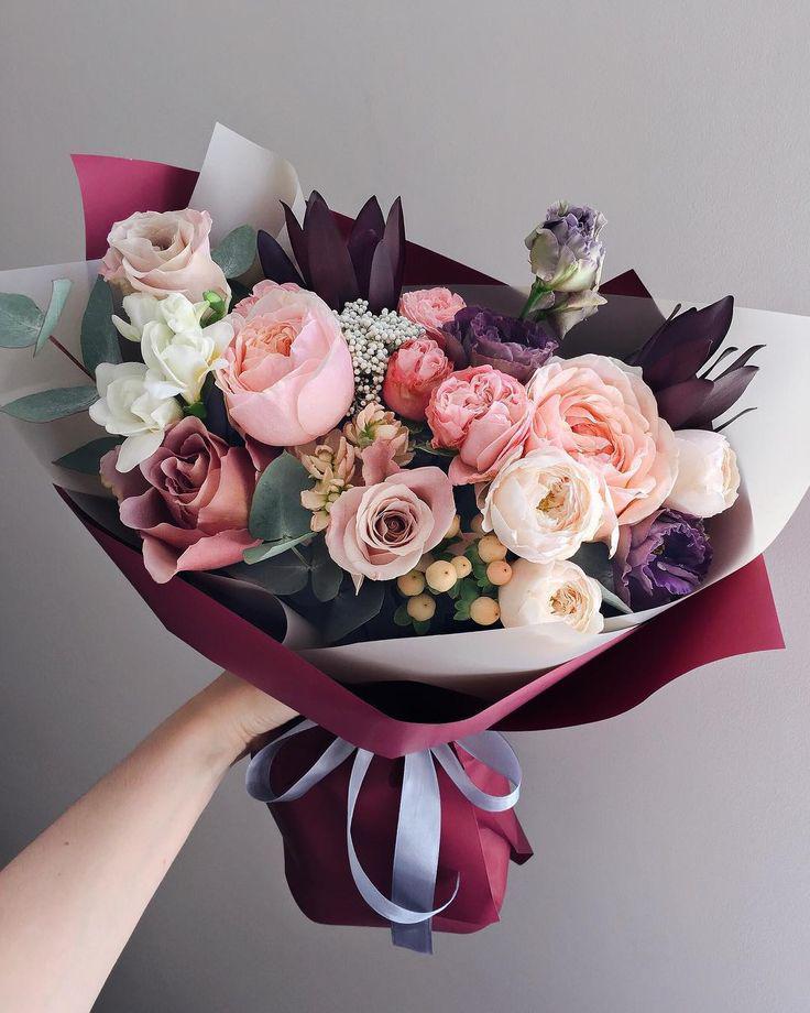 Gypsy Heart Flower Bouquet