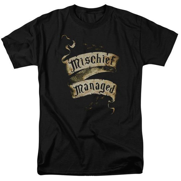 Mischief Managed Scroll Shirt