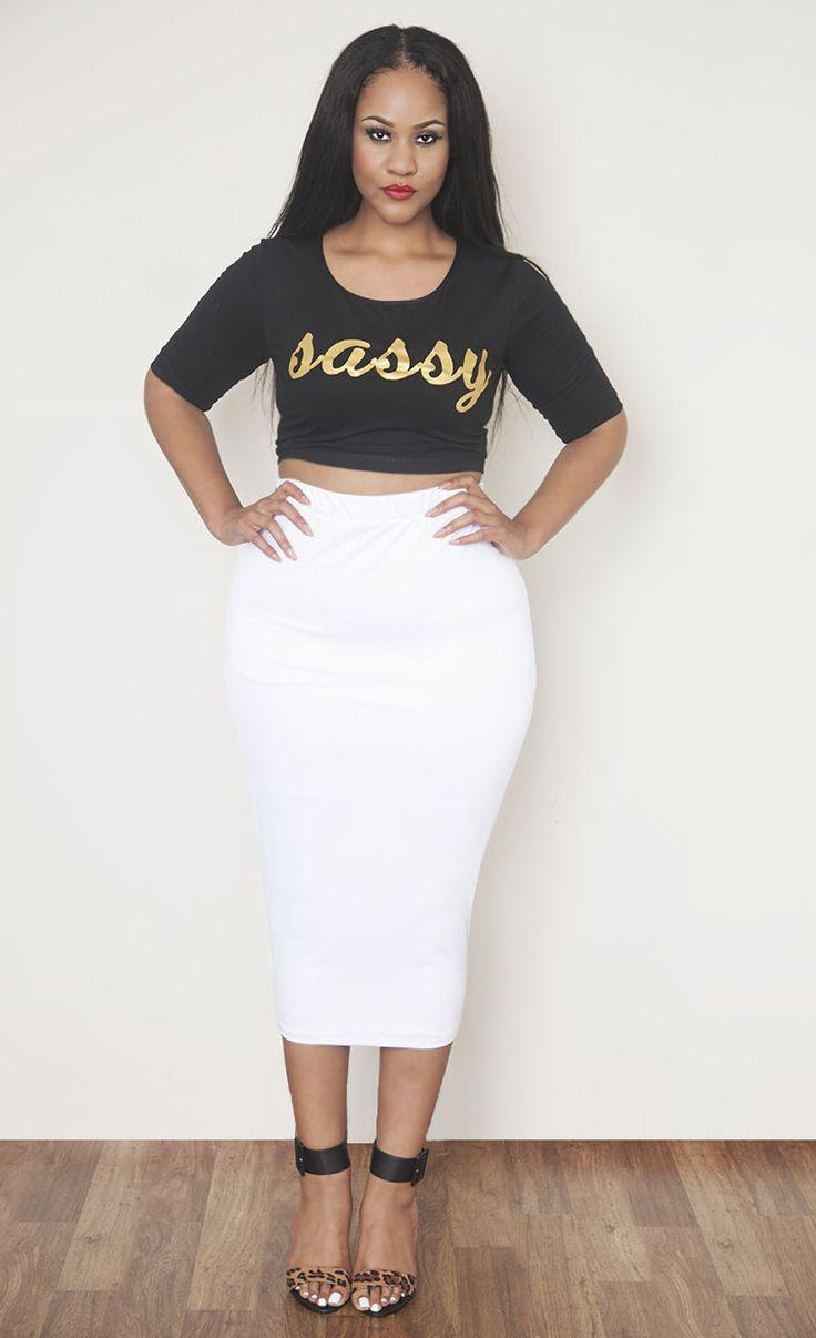 Plus Size Outfit Ideas For Birthday Parties