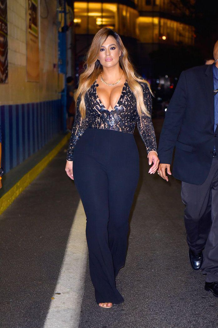 Party Outfit Ashley Graham Plus Size Model On Stylevore