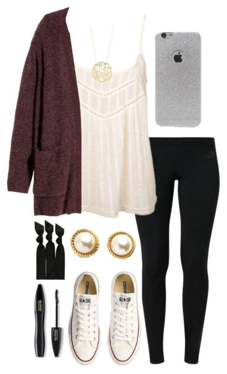 Hip hop fashion, Leggings Outfits, Cute outfits, Black leggings