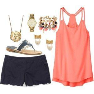 Outfits For Las Vegas Summer, Crop top