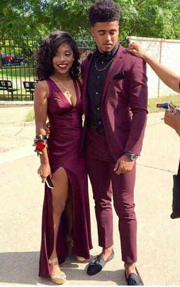 Burgundy Prom Dress, Homecoming Outfits, Sheath dress