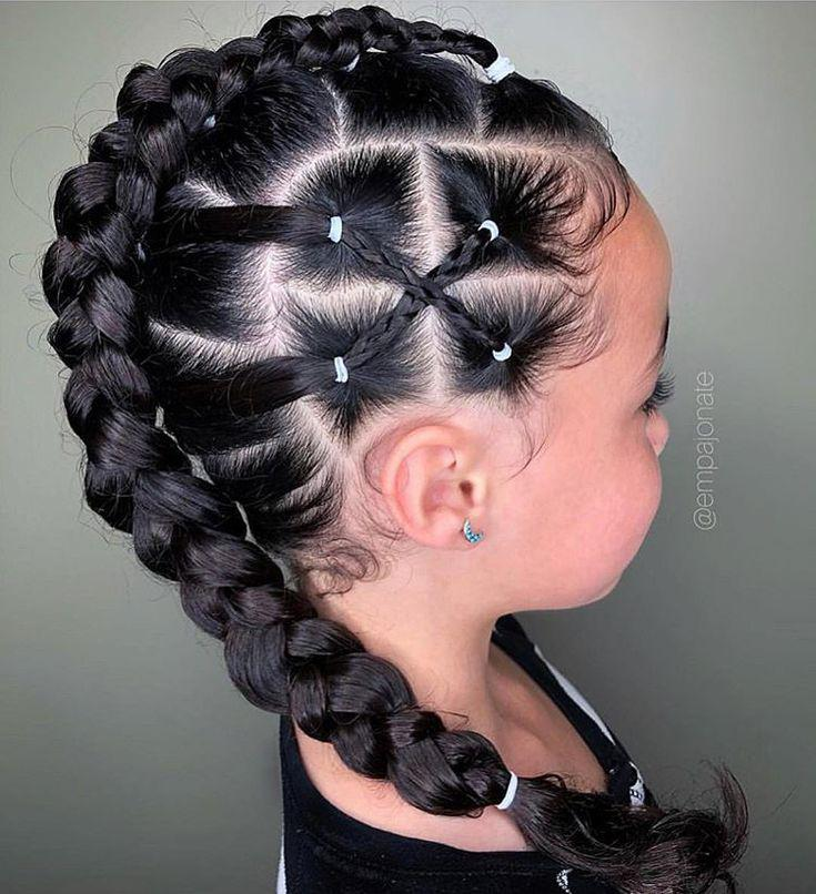 Hairstyles For Black Little Girls on Stylevore