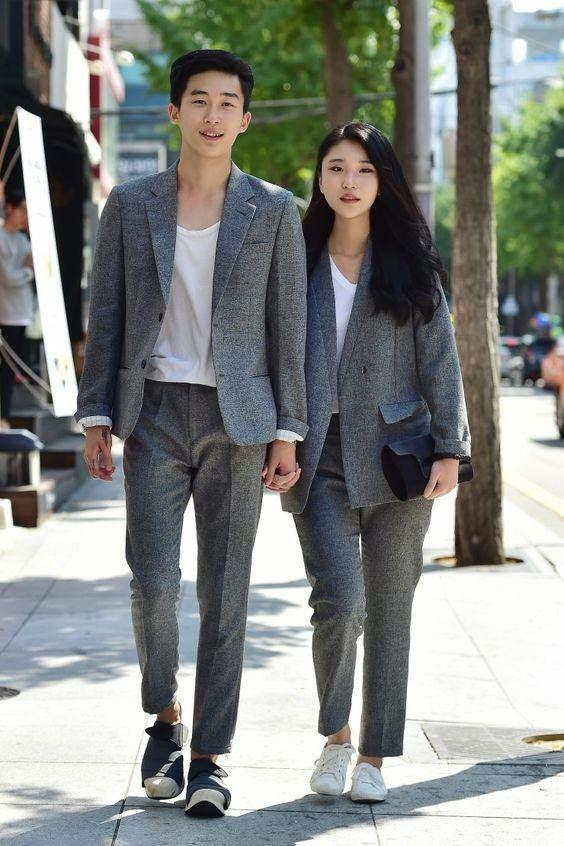 Formal Matching Outfits For Him And Her