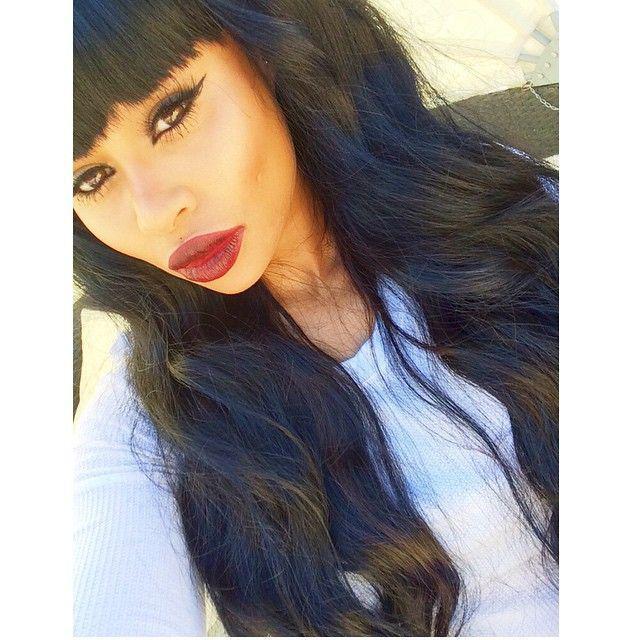 Blac Chyna, Black hair – , television, celebrity, rapper