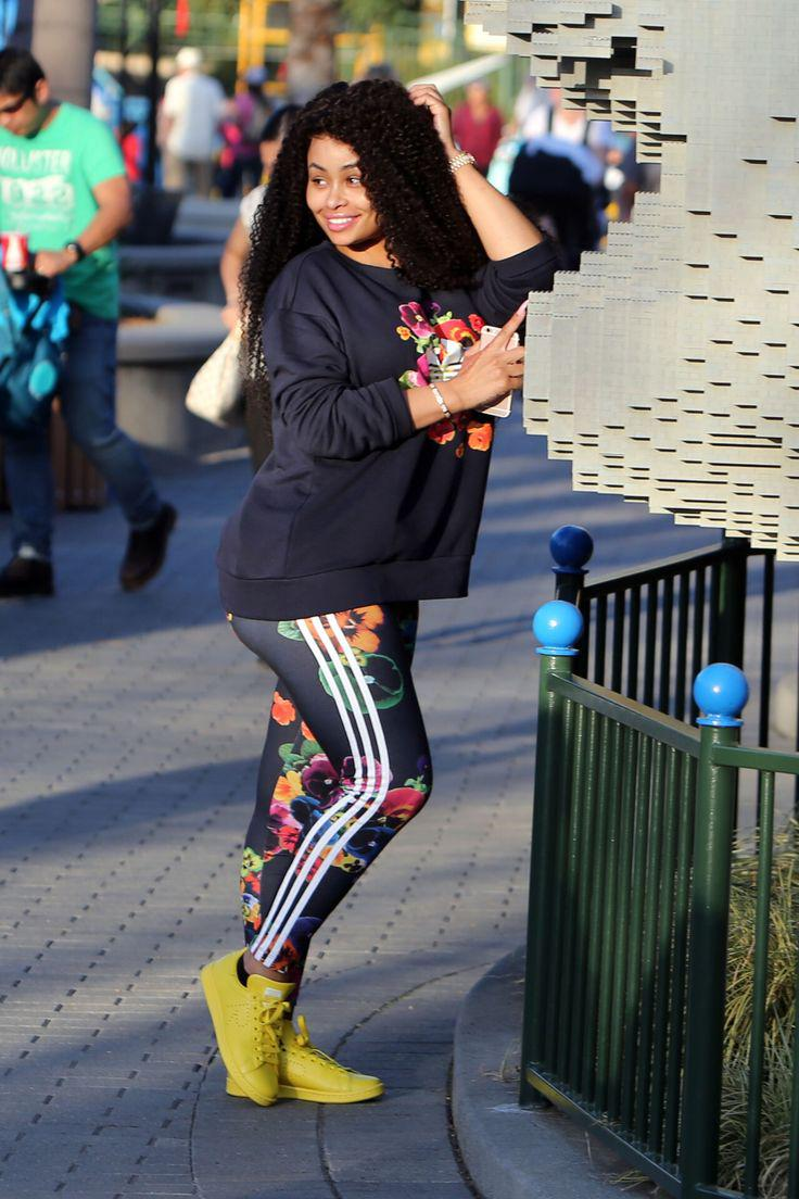 Blac Chyna, Street fashion – fashion, celebrity, , image