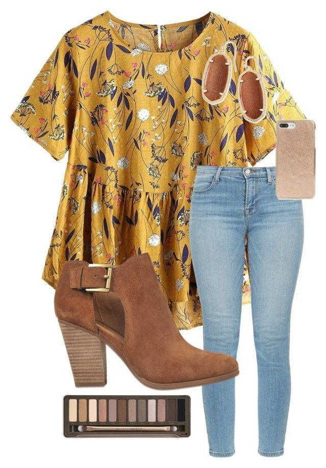 Cute Casual Polyvore Outfits For Teenage Girl.