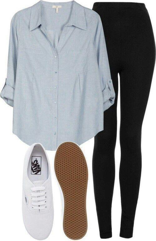 42b5a08d725 Cute College Outfit