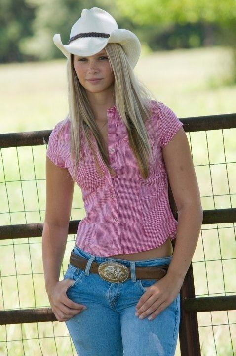 Farm girl tight jeans