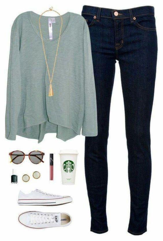 Cute Casual Dresses For Girls With Slim Fit Pants