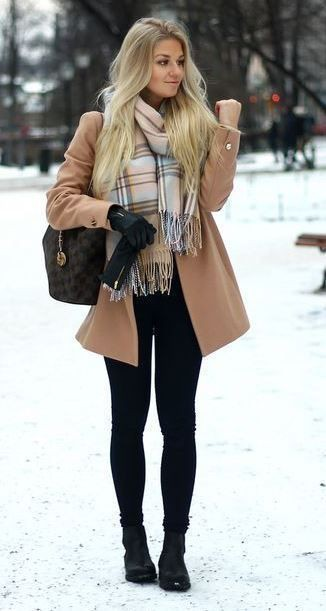 Outfits Women Winter