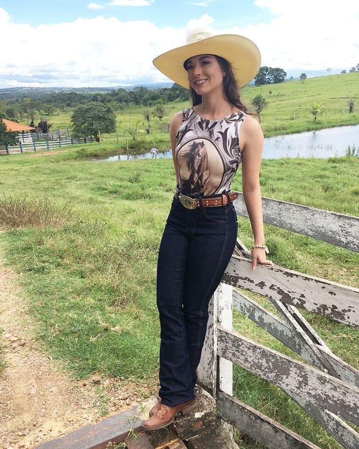 Cute cowgirl outfit ideas | casual outfits