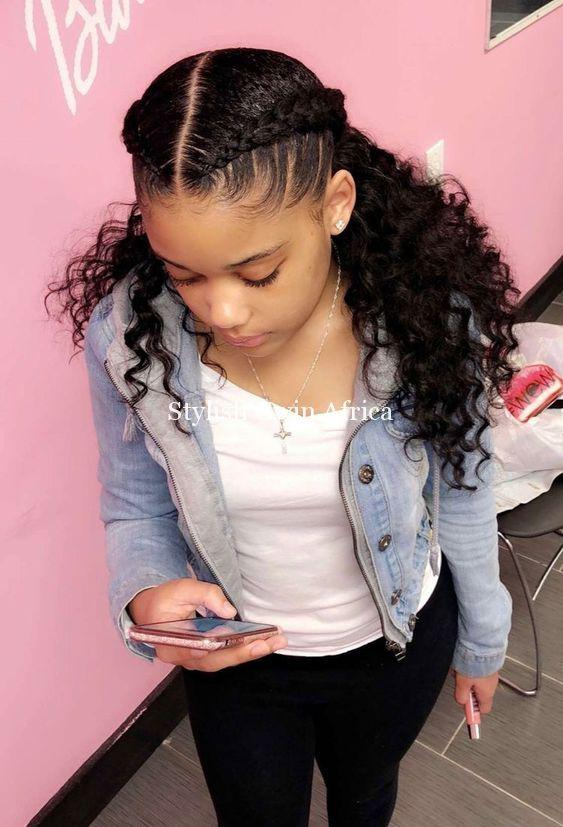 Pleasant Easy Hairstyles For Little Black Girl On Stylevore Schematic Wiring Diagrams Amerangerunnerswayorg