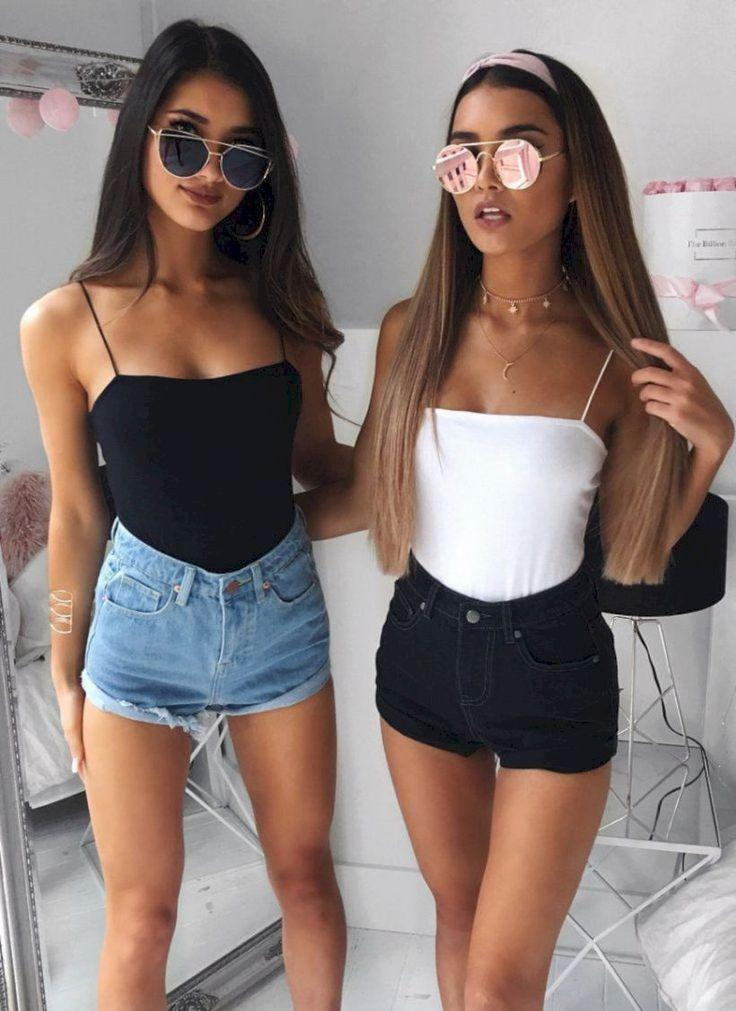Short Outfits Ideas to Beat the Heat