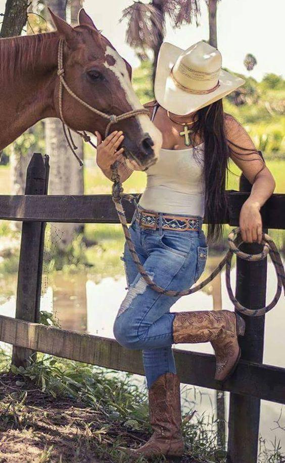 Cowgirl Western wear,  Cowboy boot