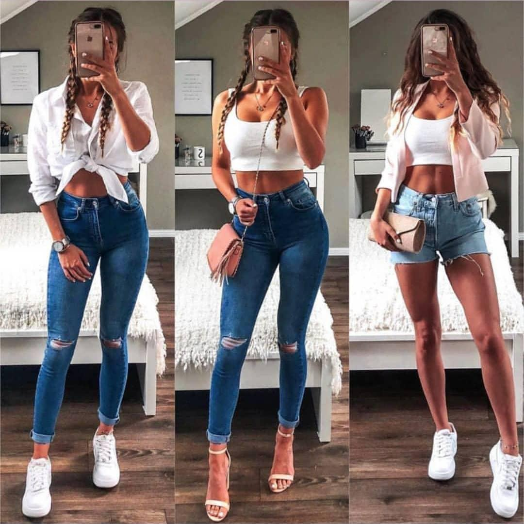 1 2 or 3 which outfit is your favourite sophiegsa on stylevore - Div style padding ...