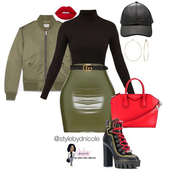 Black girls casual wear street stylez on stylevore - Div style padding ...