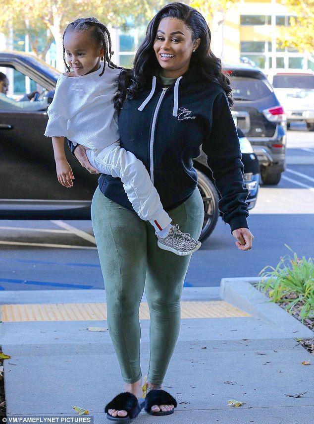 Blac Chyna, Rob Kardashian – , model, entrepreneur, mother