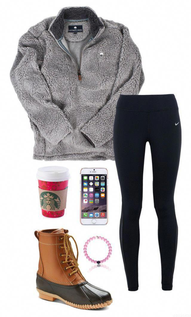 Outfits With Nike Leggings