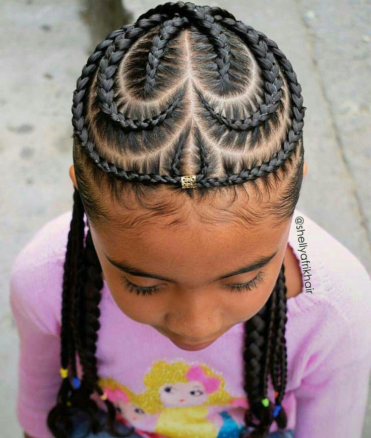 Cute Hairstyles For Black Little Girls 2019 On Stylevore