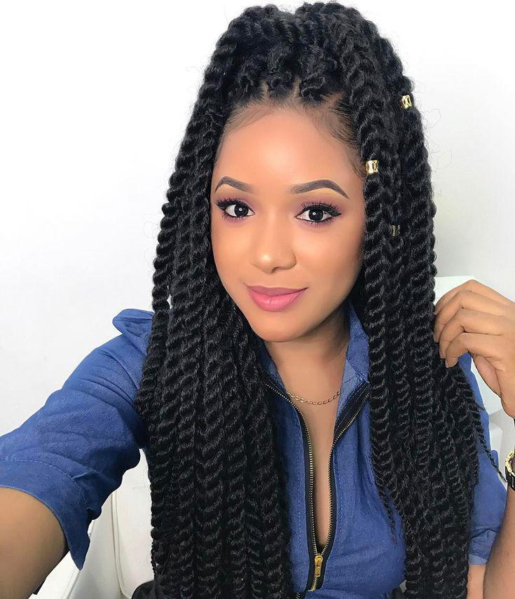 Hairstyles For Girls Black Box Braids 10