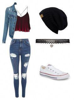 Fall Outfit for Teens, Casual wear, Punk fashion
