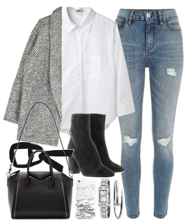 Fall Outfit Casual wear, Acne Studios