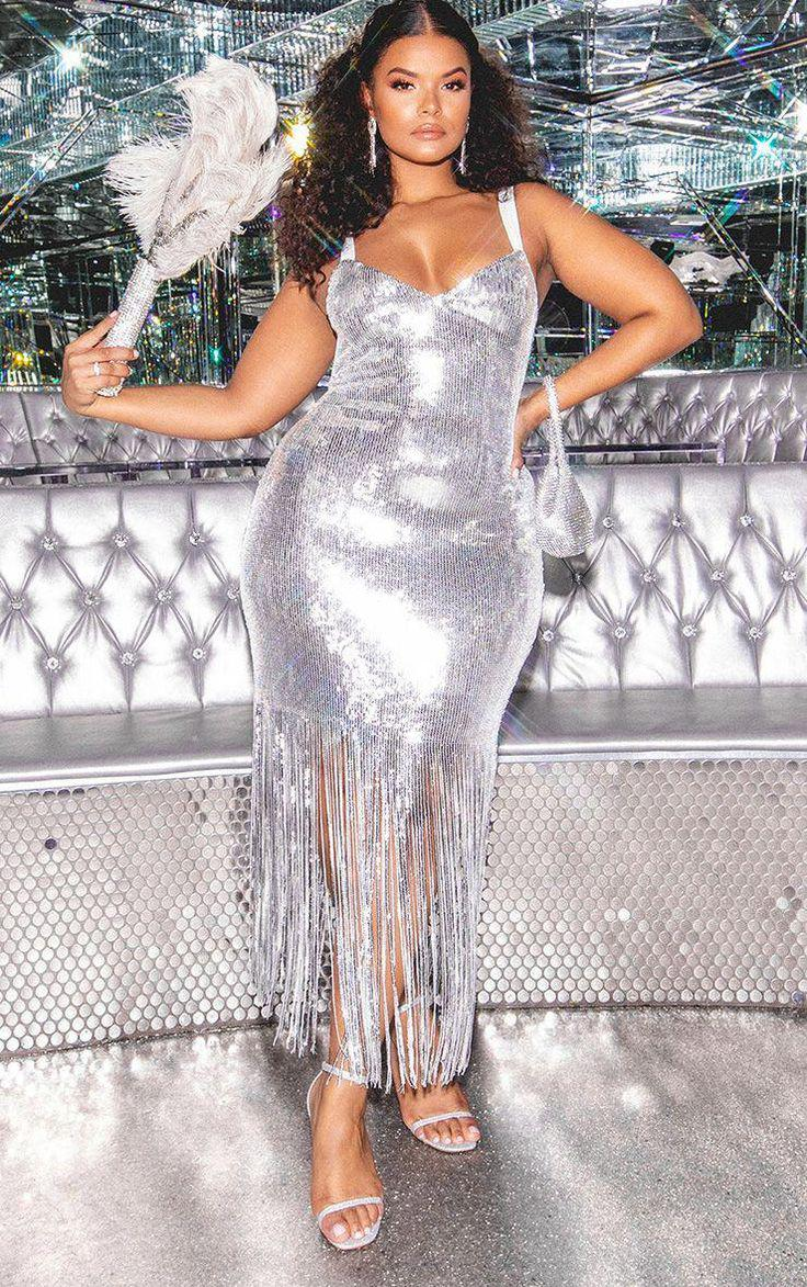 d157a167be Rose sequin dress
