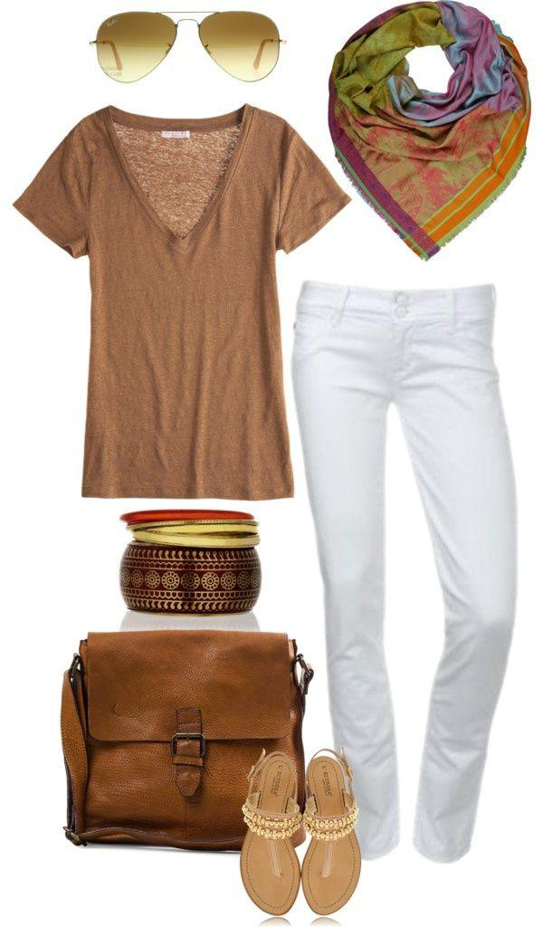 Casual Summer Outfits For Over 40